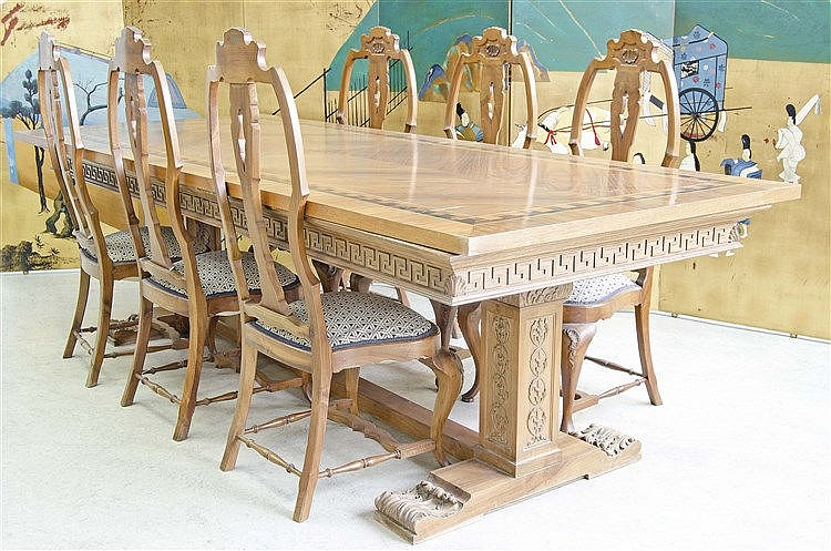 RAFAEL GARCIA DESIGN DINING TABLE 1955-1960