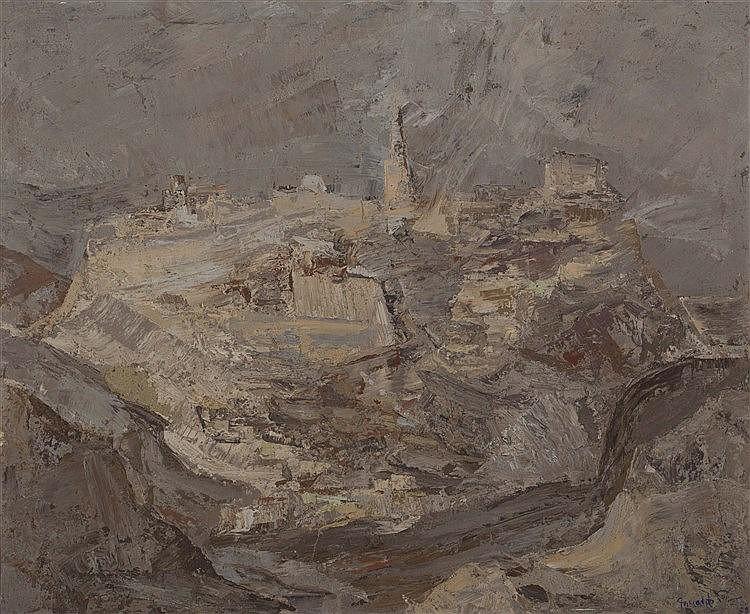 FERNANDO SÁEZ (Laredo, 1921) Toledo