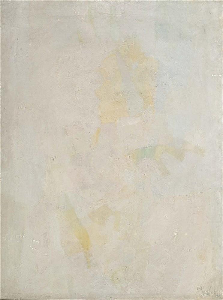RAMÓN PUIG BENLLOCH (Valencia, 1929-2015) Abstraction