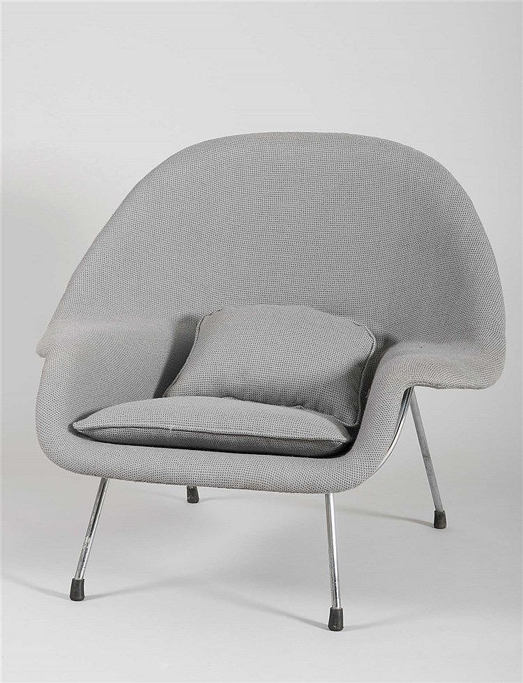 EERO SAARINEN DESIGN ARMCHAIR