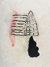 PEDRO CASTRO ORTEGA (Ciudad Real, 1956) Nieves-Espada. Mixed technique on canvas