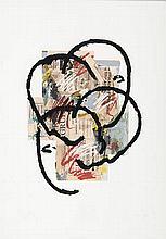 RAFAEL CANOGAR (Toledo, 1935) Untitled. 1991. Lithograph