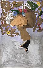 JORGE CASTILLO (Pontevedra, 1933) Still Life. Acrylic on fiberboard