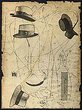 HOMENAJE A PRATS. After Joan Miró. Silk Screen Printing