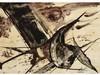 MANUEL VIOLA (Zaragoza, 1916 - El Escorial, Madrid, 1987) Abstraction. Oil on card, Manuel Viola, €350