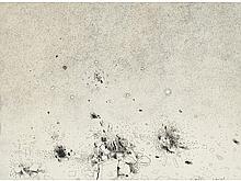 CRISTOBAL TORAL (Torre Alháquime , Cadiz 1940) Maletas. Ink on paper