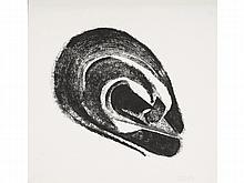 MARTIN CHIRINO (Las Palmas de Gran Canaria, 1925) Untitled. Carborundum