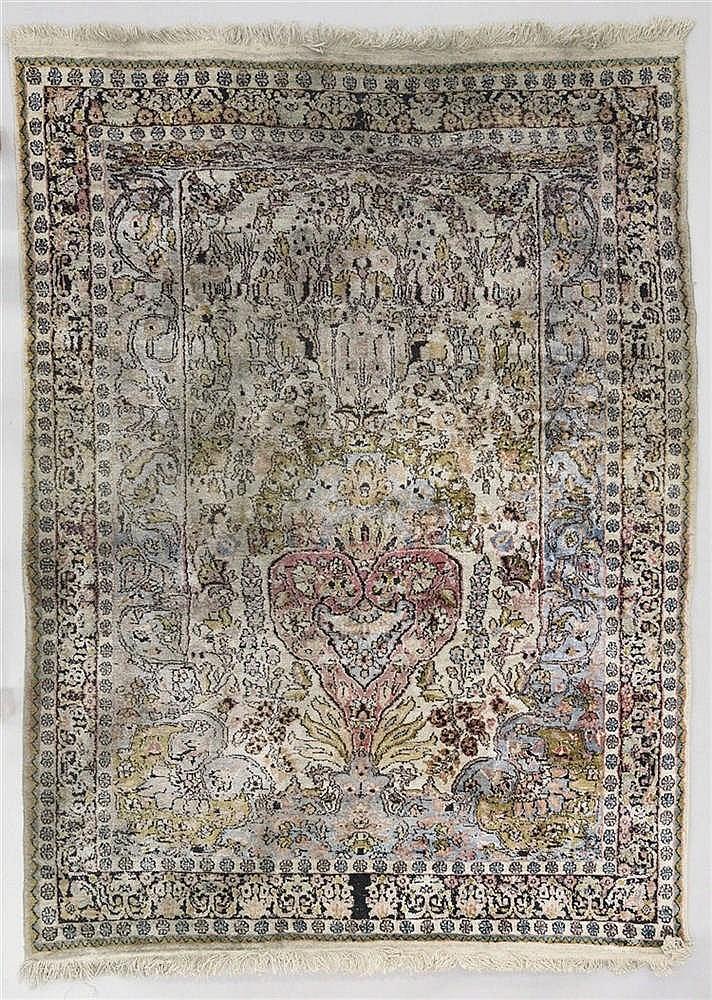 Alfombra persa kasham for Alfombraspersas