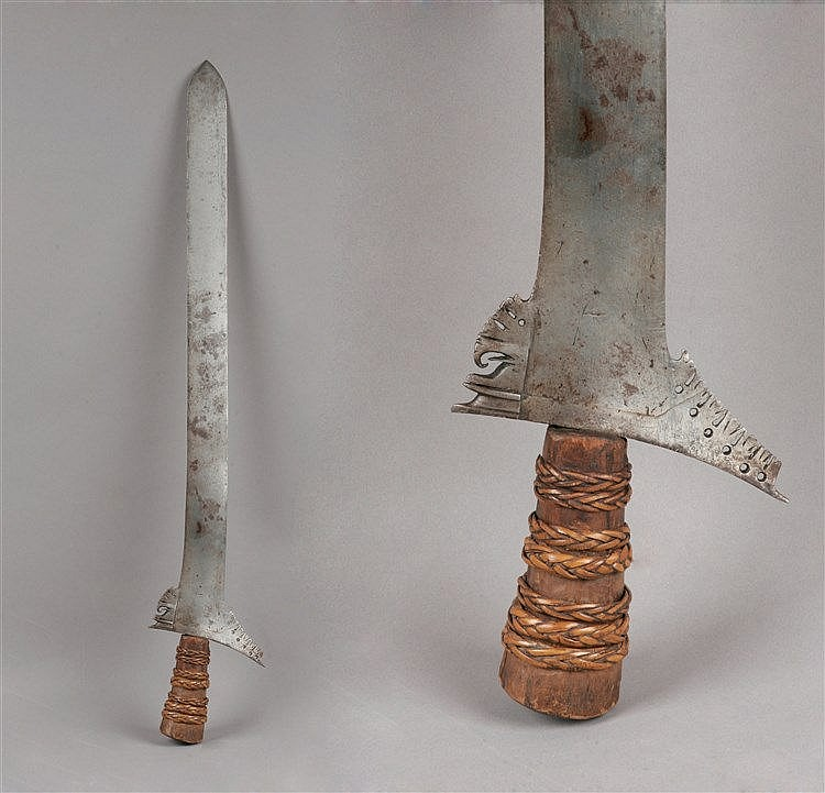 FIRST HALF OF 20th CENTURY MALAYSIAN 'KERIS'