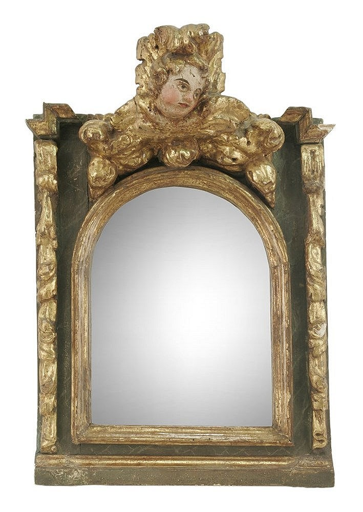 18th CENTURY SPANISH FRAME