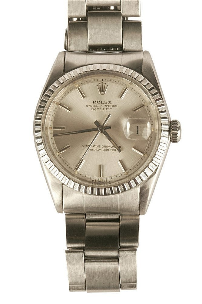 ROLEX DATEJUST WRISTWATCH