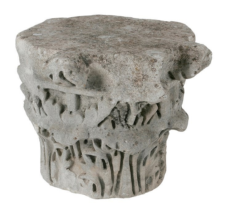 13th CENTURY MUDEJAR CAPITAL