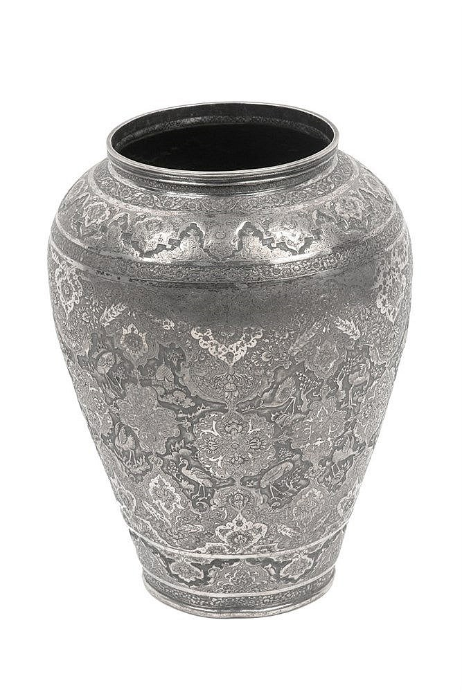19th CENTURY PERSIAN VASE