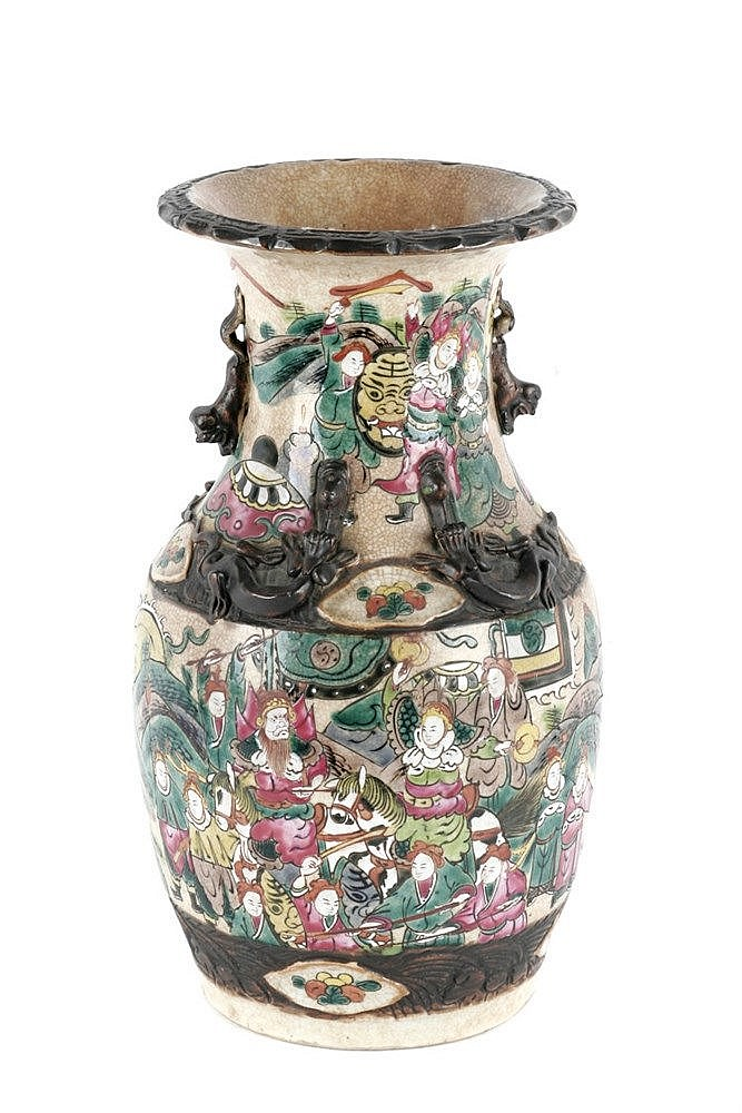 EARLY 20th CENTURY CHINESE VASE