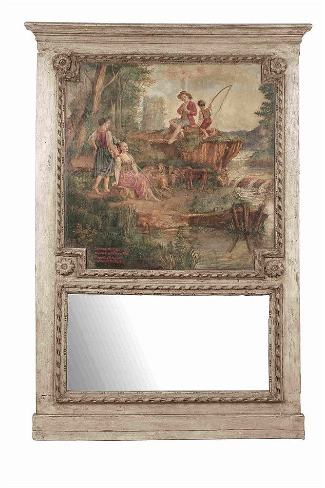 18th CENTURY LOUIS XVI PERIOD FRENCH TRUMEAU