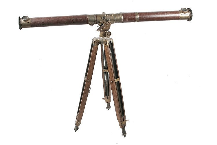 19th CENTURY ENGLISH OPTIC RANGEFINGER