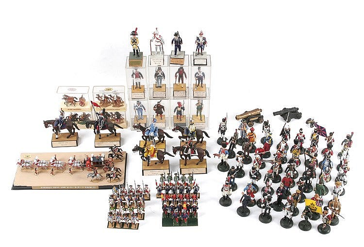 1970'S MINIATURE SOLDIERS' COLLECTION
