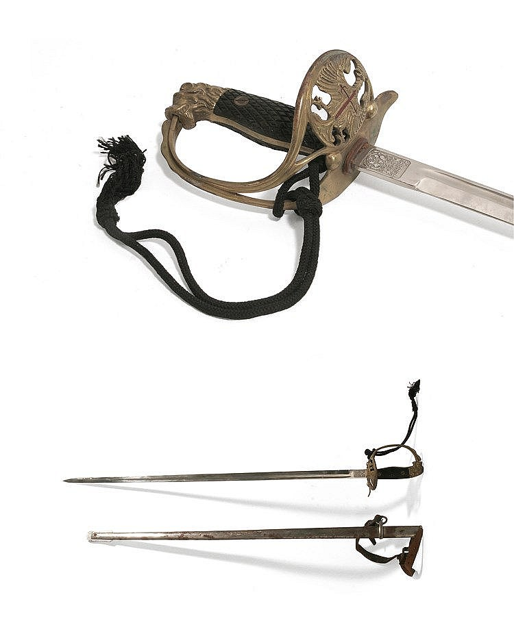 FIRST HALF OF 20th CENTURY SPANISH CAVALRY OFFICER'S SABRE