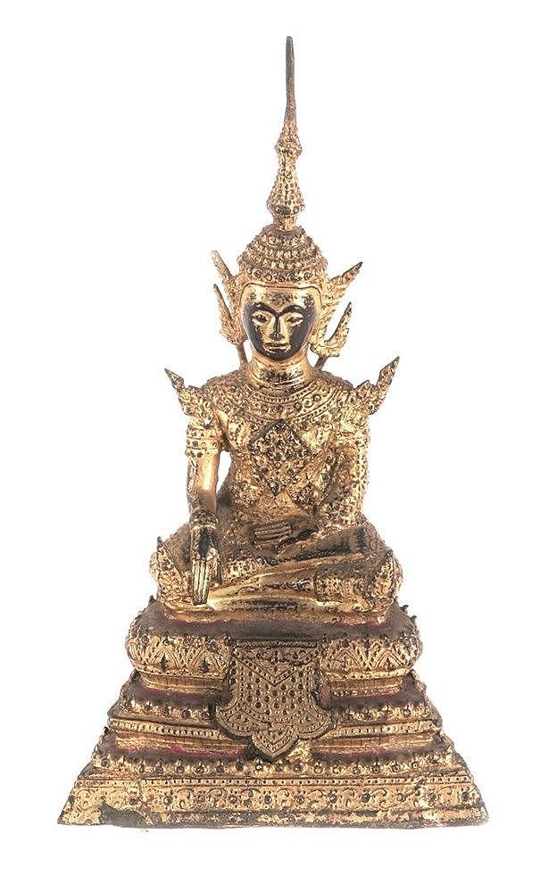 THAILAND RATTANAKOSIN DYNASTY BUDDHA