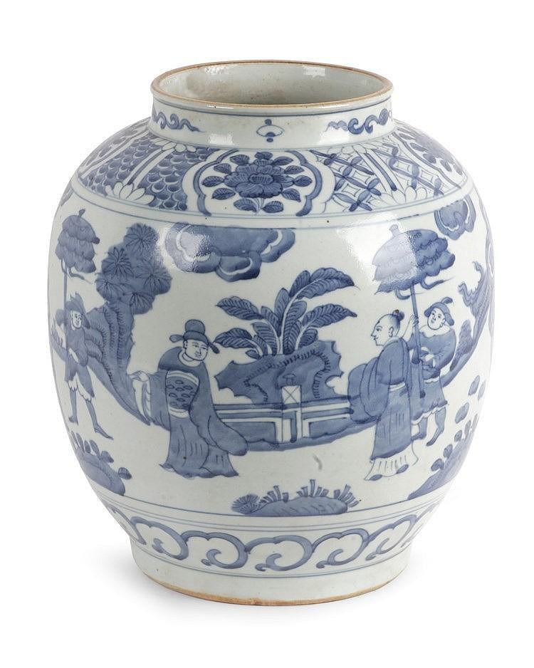 18th CENTURY CHINESE VASE