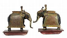 PAIR OF 19th CENTURY INDIAN TOYS