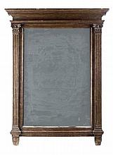 20th CENTURY LOUIS XVI STYLE MIRROR