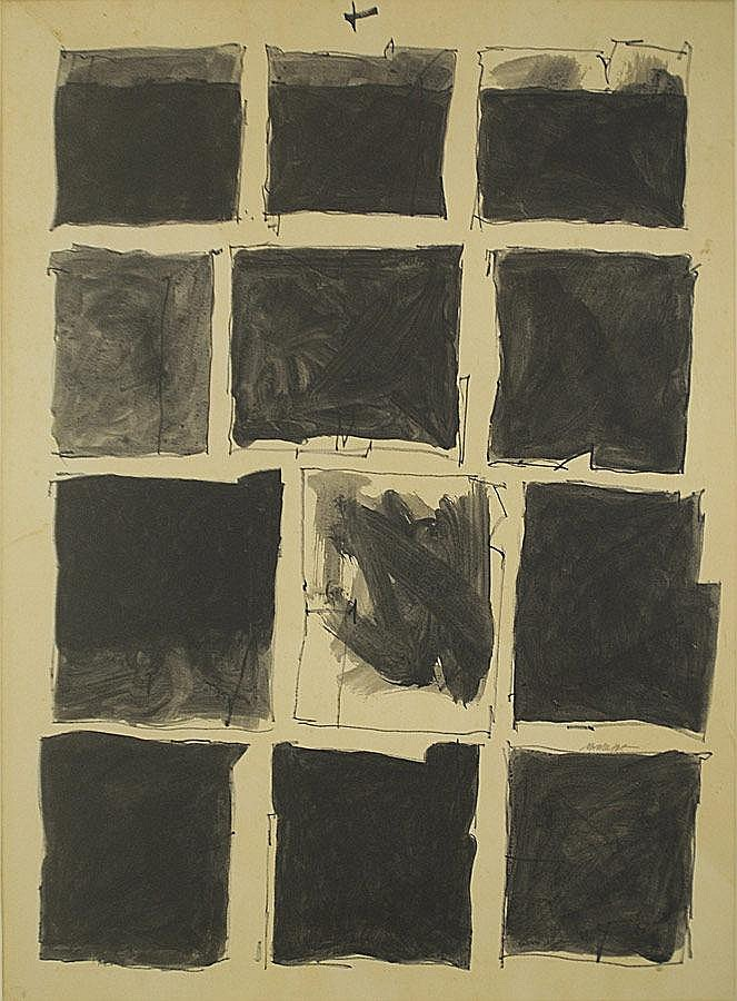 Roberto Chabet - Untitled (Abstract)