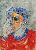Federico Aguilar Alcuaz - Self-Portrait (Person), Federico Aguilar Alcuaz, Click for value