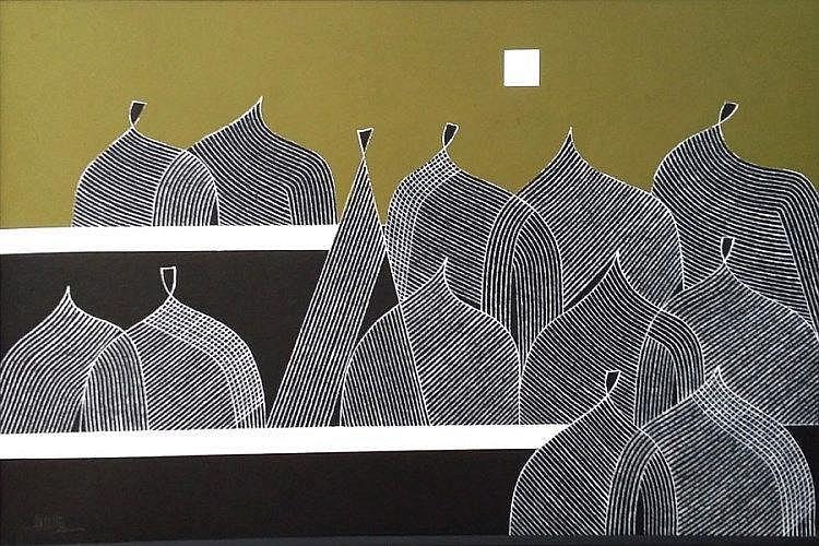 Arturo Luz - Palitana - White Temple