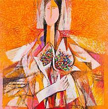 Mauro Malang Santos Paintings Artwork For Sale Mauro Malang Santos Art Value Price Guide