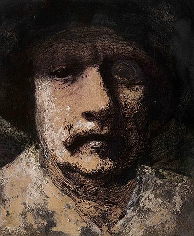 LEE AGUINALDO - Homage to Rembrandt No. 9