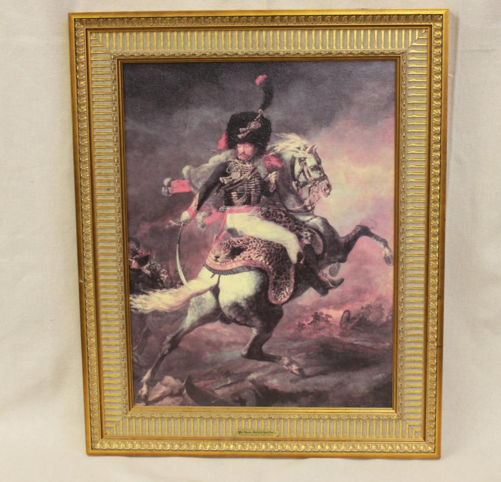 Giclee Officer of The Imperial Guard