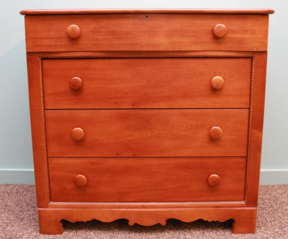 Betsy Cameron by Lexington Cherry Four Drawer Chest