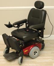 Invacare Pronto M51 Motorized Wheelchair Like New