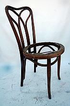 Thonet Nouveau Bentwood Chair