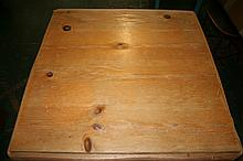 Rustic Card Table