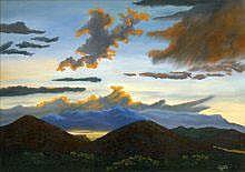 Helmuth Naumer (1907-1989) San Sebastain [sic]