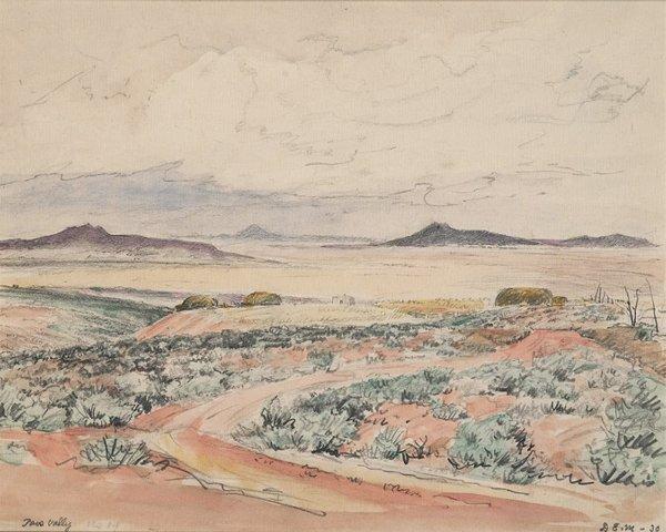 Myers, Datus E., 1879-1960