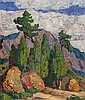 Sandzen, Birger, 1871-1954, Birger Sandzen, Click for value