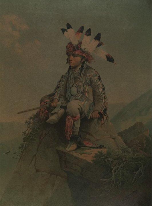 Stanley, John Mix, 1814-1872