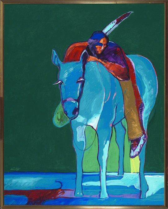 Nieto, John, 1936-