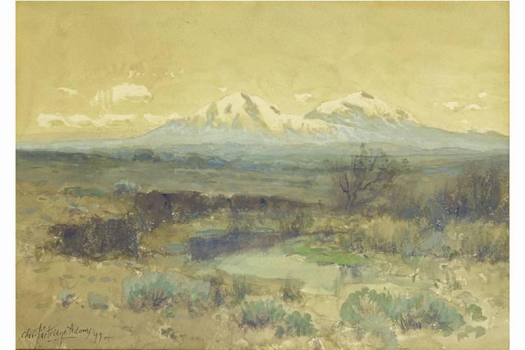 Adams, Charles Partridge (1858-1942)