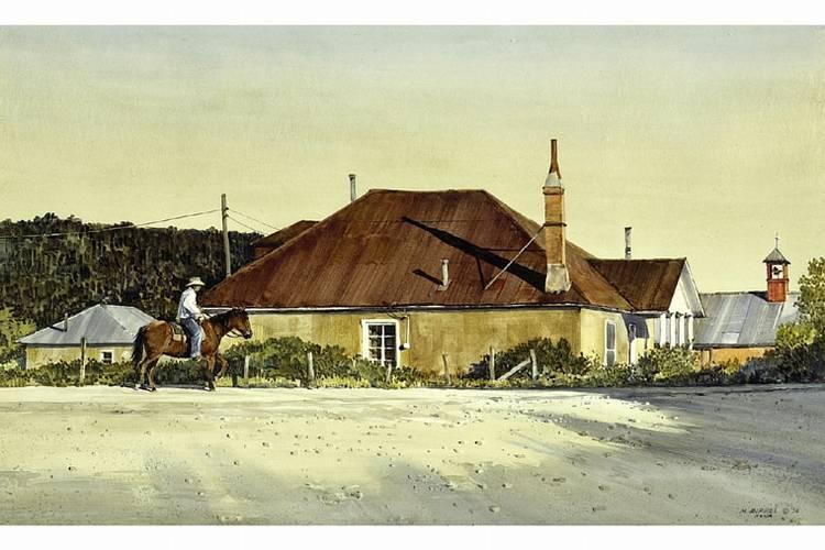 Rippel, Morris Conrad (b. 1930)
