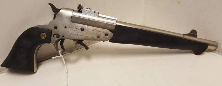 Super Comanche .45/410 single shot pistol