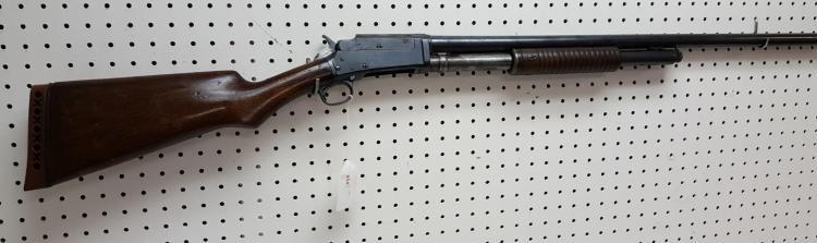 National Firearms 12 ga. pump shotgun