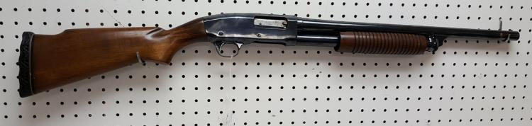 Remington model 31 12ga pump shotgun