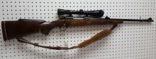 Winchester mod 70 30-06, scope, sling, case