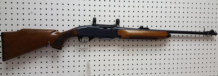 Remington mod 7400 rifle 30-06, surface rust