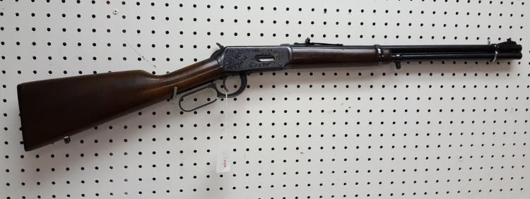 Winchester model 94 30-30, lever action rifle