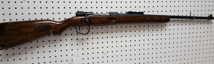 Czech 7mm VZ Mauser rifle, Sportarized